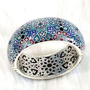 Brighton Zahra Love Hinged Bangle Cuff